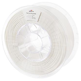 Spectrum 3D filament, Smart ABS, 1,75mm, 1000g, 80092, polar white