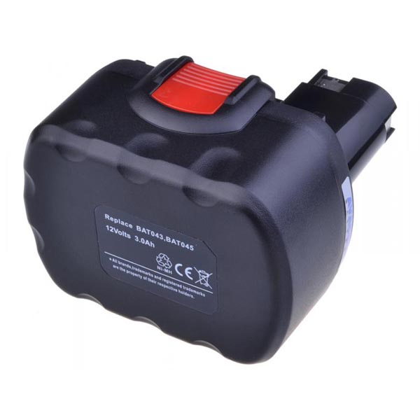 Avacom baterie pro Bosch, Ni-MH, 12V, 3000mAh