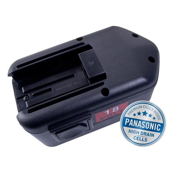 Avacom baterie pro Milwaukee, Ni-MH, 18V, 3000mAh