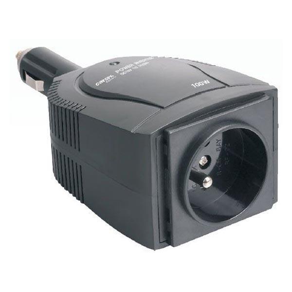 Měnič napětí 12V/230V 100W, 12V, 230vV, spínaný