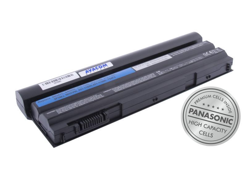 Avacom baterie pro Dell Latitude E5420, E5530, Inspiron 15R, Li-Ion, 11.1V, 8700mAh, 97Wh, články Panasonic, NODE-E20H-P29