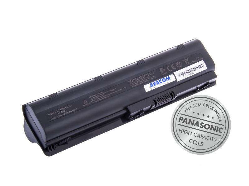 Avacom baterie pro HP G56, G62, Envy 17, Li-Ion, 10.8V, 8700mAh, 94Wh, články Panasonic, NOHP-G56H-P29