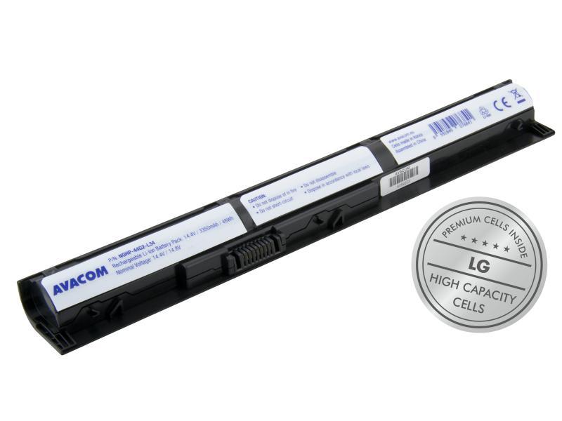 Avacom baterie pro HP 440 G2, 450 G2, Li-Ion, 14.4V, 3350mAh, 48Wh, články LG, NOHP-44G2-L34