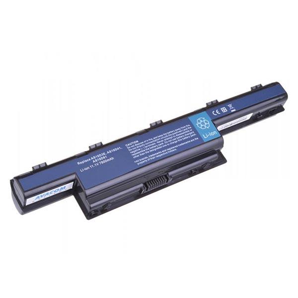 Avacom baterie pro Acer Aspire 7750, 5750, TravelMate 7740, Li-Ion, 11.1V, 7800mAh, 87Wh, články Samsung, NOAC-775H-S26