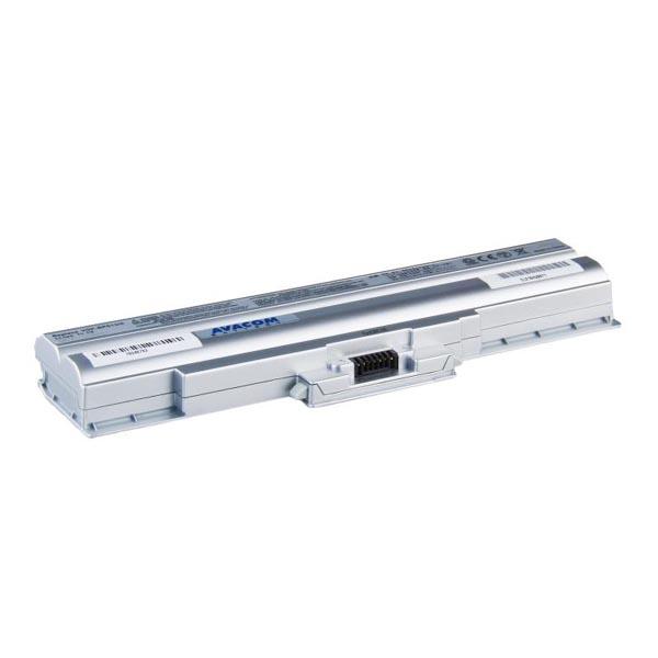 Avacom baterie pro Sony VGN-FW11, VGP-BPS13, Li-Ion, 11.1V, 5200mAh, 58Wh, články Samsung, NOSO-13SN-806