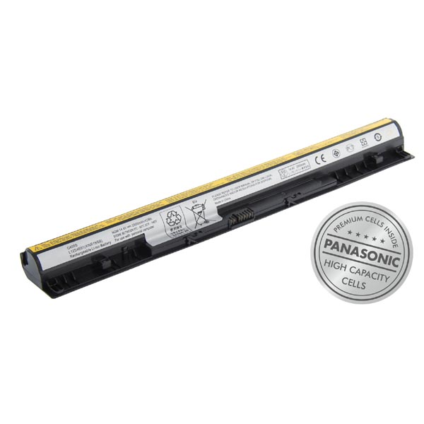 Avacom baterie pro Lenovo IdeaPad G400S, Li-Ion, 14.8V, 2900mAh, 43Wh, články Panasonic, NOLE-G400S-29P