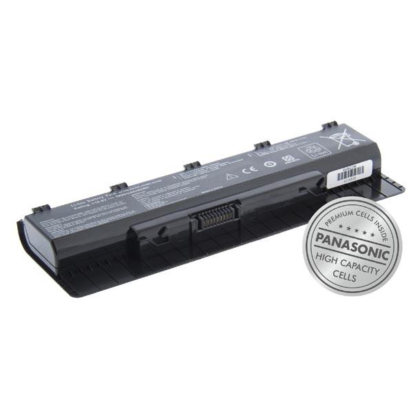Avacom baterie pro Asus N46, N56, N76, Li-Ion, 10.8V, 5800mAh, 63Wh, články Panasonic, NOAS-N56-P29