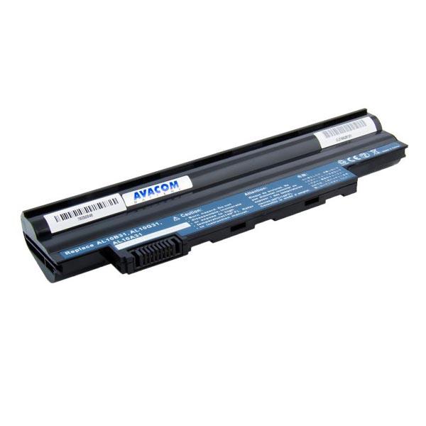 Avacom baterie pro Acer Aspire One 522, D255/260/270, Li-Ion, 11.1V, 5000mAh, 56Wh, NOAC-O52BN-P50