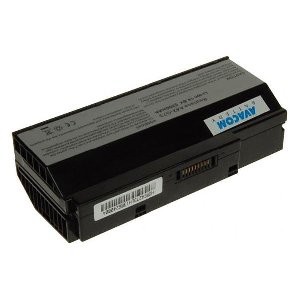 Avacom baterie pro Asus G53, G73, A42-G53, Li-Ion, 14.8V, 5200mAh, 77Wh, články Samsung, NOAS-G53-S26