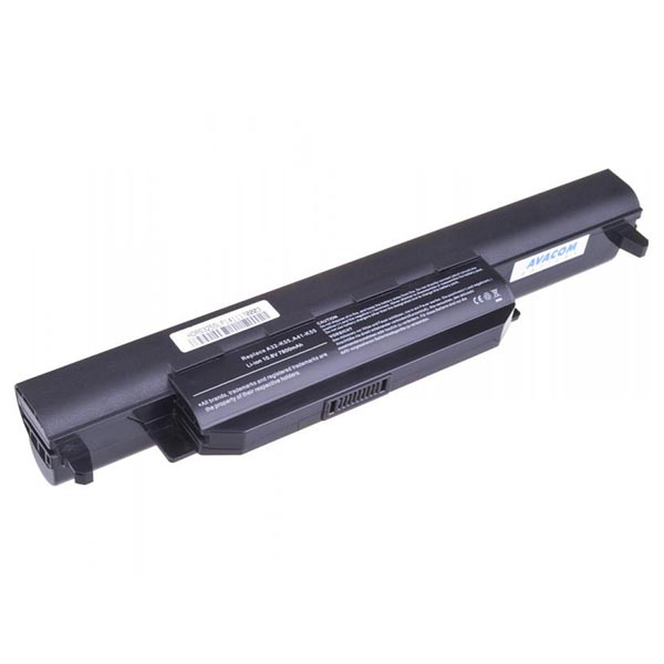 Avacom baterie pro Asus K55/X55/R700, Li-Ion, 10.8V, 7800mAh, 84Wh, články Samsung, NOAS-K55H-S26