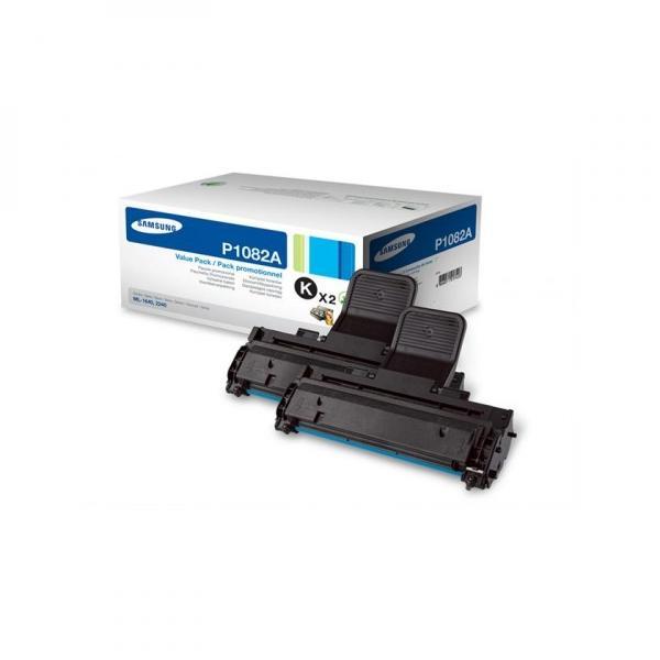 Samsung twin pack toner čer MLT-P1082A pro ML-1640,2240 - 2x1500str.