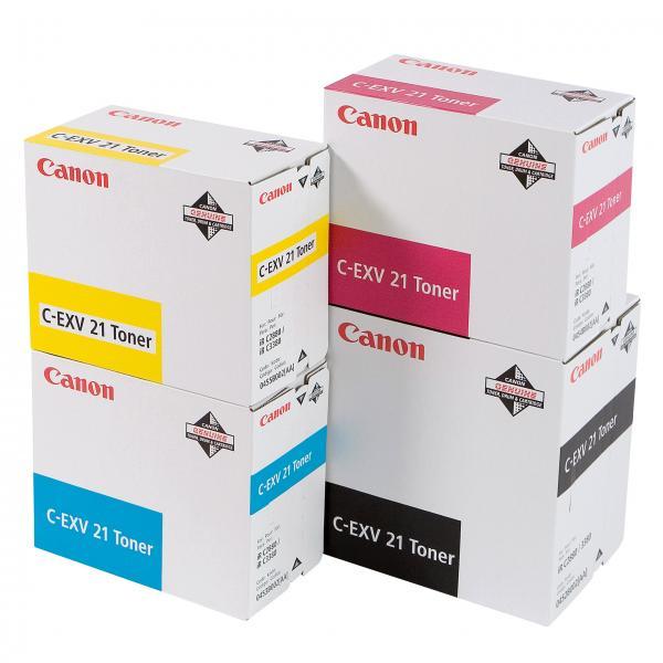 Canon TONER CEXV21 YELLOW