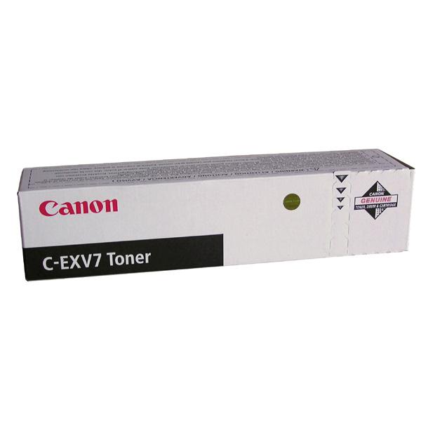 Canon TONER CEXV7 BLACK