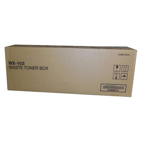 Konica Minolta originální odpadní nádobka A4NNWY1, A4NNWY3, A4NNWY4, WX-103, 40000str., Bizhub C224,C284,C364,C454,C554,C308,C368,