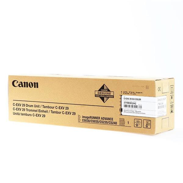 Canon originální válec 2778B003, black, C-EXV 29Bk, 169000str., Canon iR-C5030, 5035, C5240i