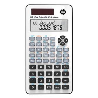 HP Kalkulačka 10s+, bílá, vědecká