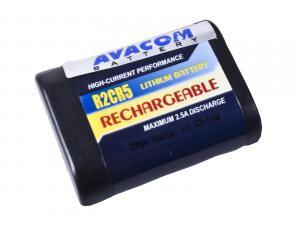 Avacom baterie do fotoaparátu pro Kodak, Canon, Pentax 2CR5, KL2CR5, 2CR5, Li-Fe, 6V, 500mAh, 3Wh, DICR-2CR5-B03