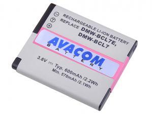 Avacom baterie pro Panasonic DMW-BCL7, DMW-BCL7E, Li-Ion, 3.6V, 600mAh, 2.2Wh, DIPA-CL7-335N2