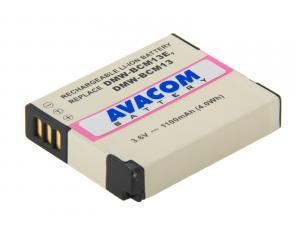 Avacom baterie do fotoaparátu pro Panasonic Lumix DC-FT7, Lumix DMC-FT5, Li_Ion, 3.6V, 1100mAh, 4Wh, DIPA-CM13-338, DMW-BCM13, DMW