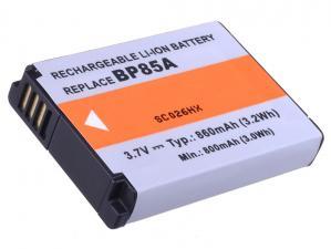 Avacom baterie pro Samsung PL210, ST200, WB210, Li-Ion, 3.7V, 860mAh, 3.2Wh, DISS-P85A-823, náhrada za BP85A, EA-BP85A, SLB-85A