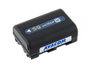 Avacom baterie do fotoaparátu pro Sony NP-FM55H, Li-Ion, 7.2V, 1700mAh, 12Wh, DISO-55H-857