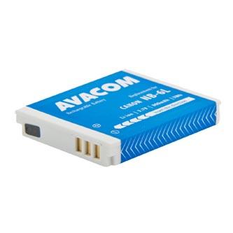 Avacom baterie pro Canon Li-Ion, 3.7V, 800mAh, 3Wh