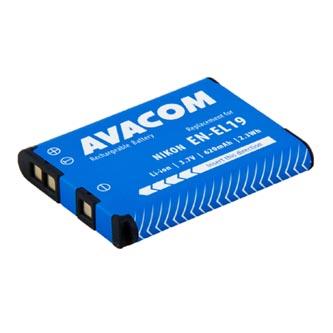Avacom baterie pro Nikon Li-Ion, 3.7V, 620mAh, 2.3Wh