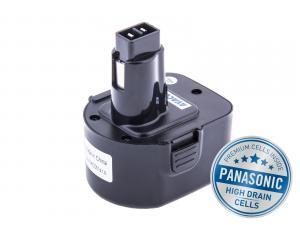 Avacom baterie pro BLACK & DECKER, A9252, Ni-Mh, 12V, 3000mAh, 36Wh, ATBD-12Mh-30H