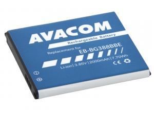 Avacom baterie do mobilu pro Samsung, G388 Galaxy Xcover 3 Li-Ion, 3.85V, GSSA-G388-2200, 2000mAh, 7.7Wh, EB-BG388BBE