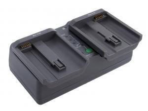 Dvouslotová nabíječka MarkPRO X2 pro Li-Ion akumulátor Nikon EN-EL4, EN-EL4a, EN-EL18A, EN-EL18B, Canon LP-E4