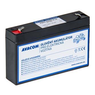 Avacom náhradní baterie pro Peg Pérego 6V, 7Ah, PBPP-6V007-F1A