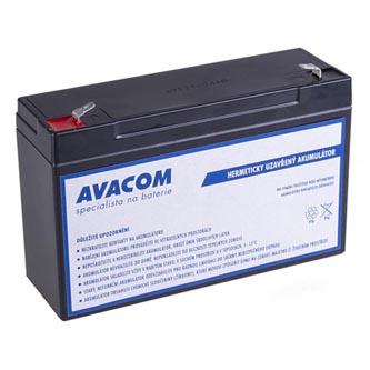 AVACOM náhrada za APC UPS RBC52