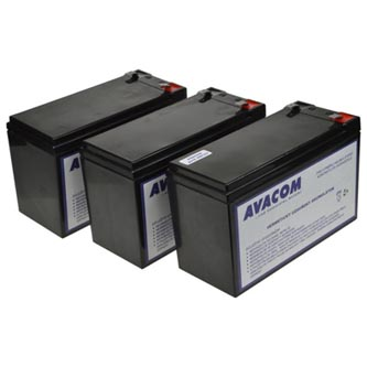 AVACOM náhrada za APC UPS RBC53