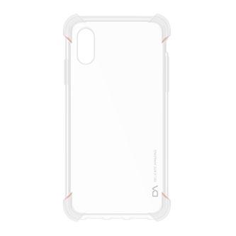 Kryt na iPhone X, transparentní, TPU, DA Marvo
