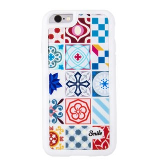 Kryt na iPhone 5/5S/5SE, barevný, TPU, Ceramic Modernism, Smile
