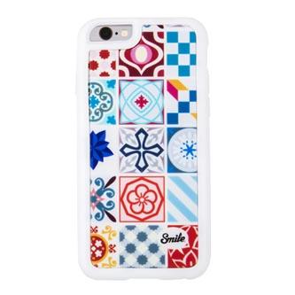 Kryt na iPhone 7 Plus, barevný, TPU, PC, Ceramic Modernism, Smile