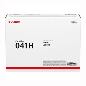 Canon originální toner 041HBK, black, 20000str., 0453C002, high capacity, Canon i-SENSYS LBP312x, i-SENSYS MF522x, i-SENSYS MF525x