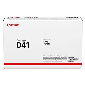 Canon originální toner 041BK, black, 10000str., 0452C002, Canon i-SENSYS LBP312x, i-SENSYS MF522x, i-SENSYS MF525x