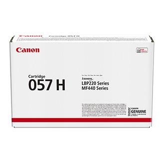 Canon originální toner 057H, black, 10000str., 3010C002, high capacity, Canon LBP228, LBP226, LBP223, MF449, MF446, MF445, MF443