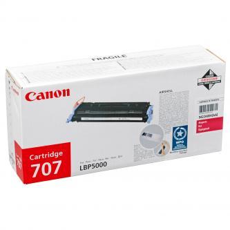 Canon toner CRG-707M magenta (CRG707M)