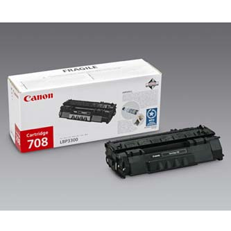 Renovace toner CRG708, black, 2500str., pro Canon LBP-3300, nutno dodat prázdnou cartridge, R