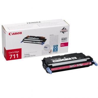 Canon toner cart. CRG-711M magenta (CRG711M)