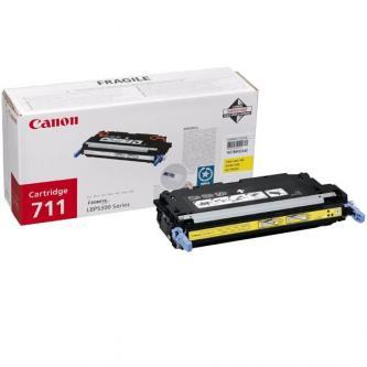 Canon toner cart. CRG-711Y yellow (CRG711Y)