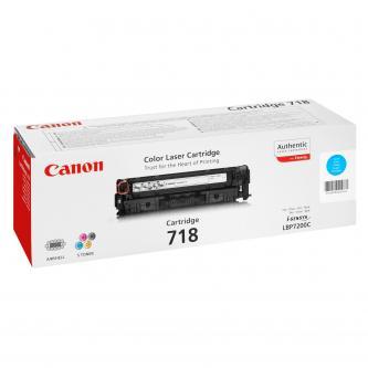 Canon toner CRG-718C cyan (CRG718C)