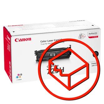 Canon originální toner CRG723H, black, 10000str., 2645B002, high capacity, Canon LBP-7750Cdn, Poškozený obal