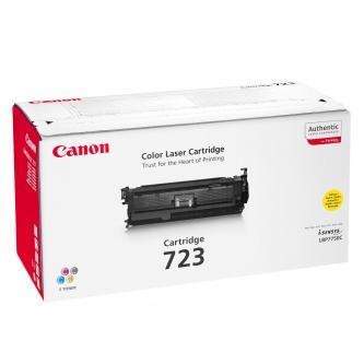 Canon toner CRG-723Y yellow (CRG723Y)
