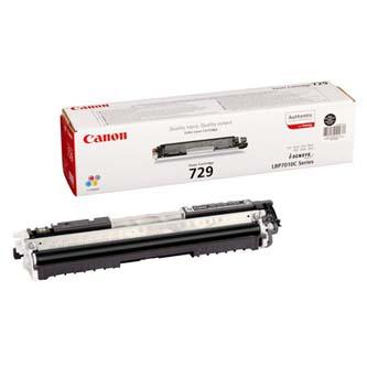 Canon toner CRG-729Bk Black (CRG729BK)