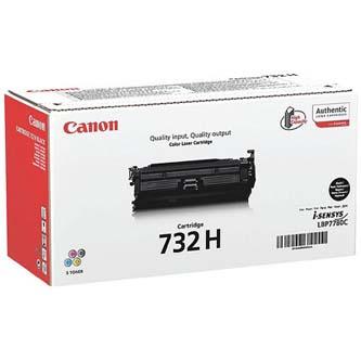 Canon originální toner CRG732H, black, 12000str., 6264B002, high capacity, Canon i-SENSYS LBP7780Cx, O