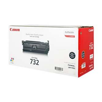 Canon originální toner CRG732 BK