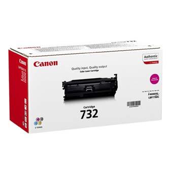 Canon originální toner CRG732, magenta, 6400str., 6261B002, Canon i-SENSYS LBP7780Cx